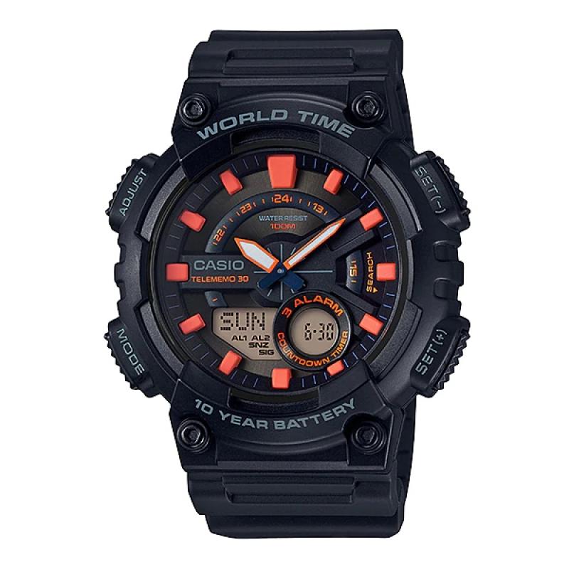 Casio Watch for Men AEQ 110W-1A2VDF