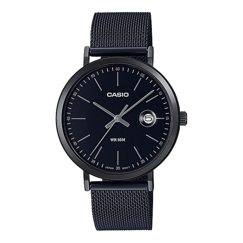 Casio Analog Watch for Men MTP E175MB-1EVDF