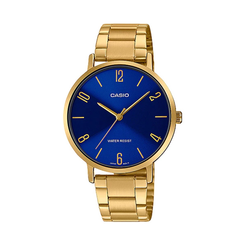 Casio Watch For Women LTP VT01G-2BUDF