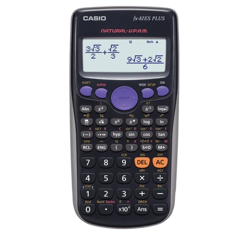 Casio Fx-82 ES Plus Scientific Calculator