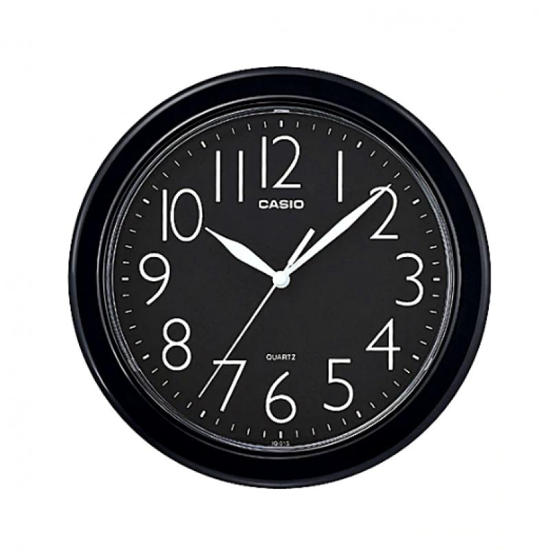 Casio Analog Wall Clock IQ 01S-1DF