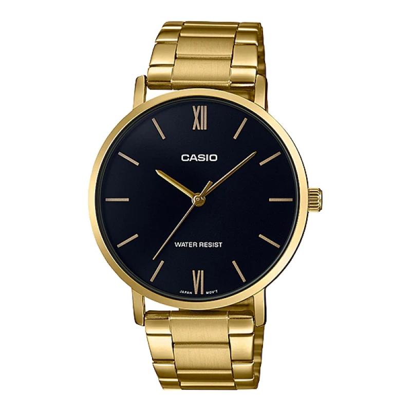 Casio Watch For Men MTP VT01G-1BUDF