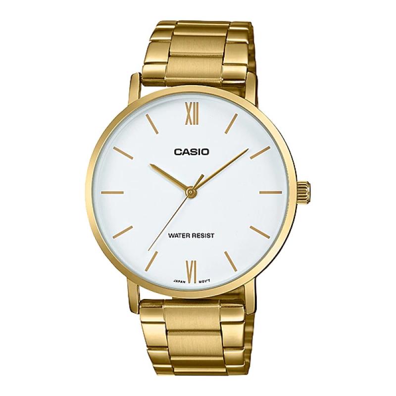 Casio Watch For Men MTP VT01G-7BUDF