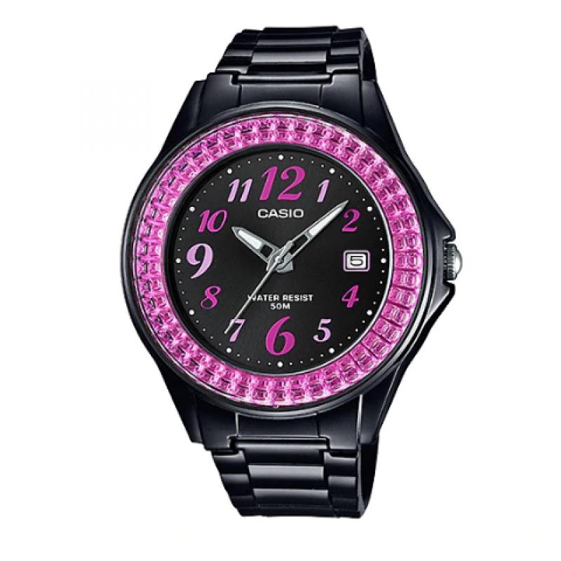 Casio Watch for Women LX 500H-1BVDF