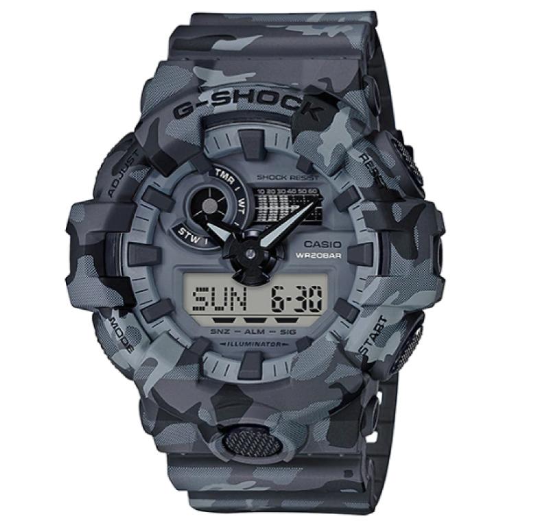 G-Shock Watch For Men GA 700CM-8ADR