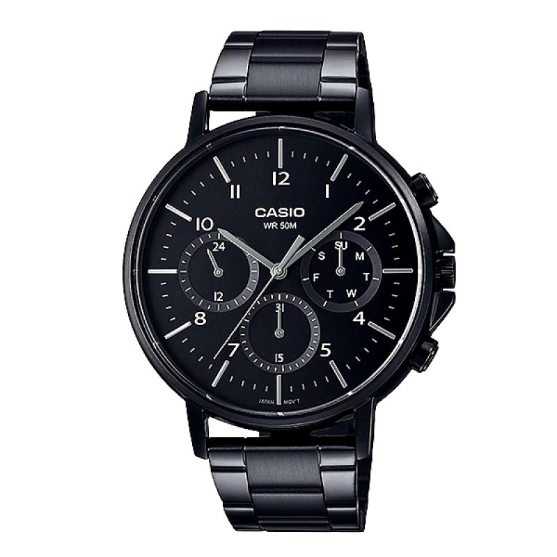 Casio Multifunction Watch for Men MTP E321B-1AV