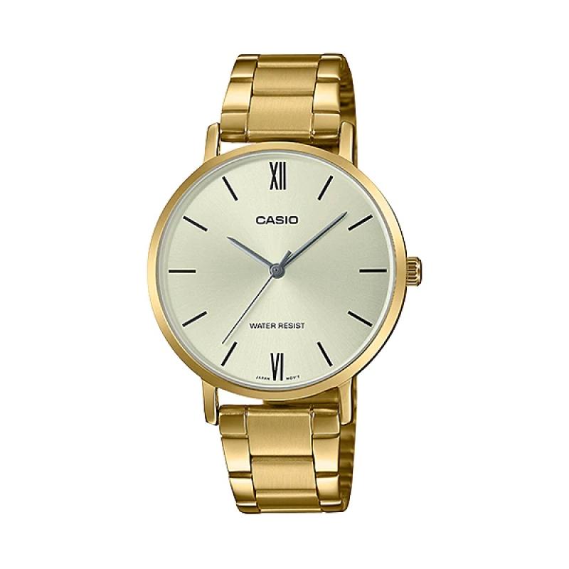 Casio Watch For Women LTP VT01G-9BUDF