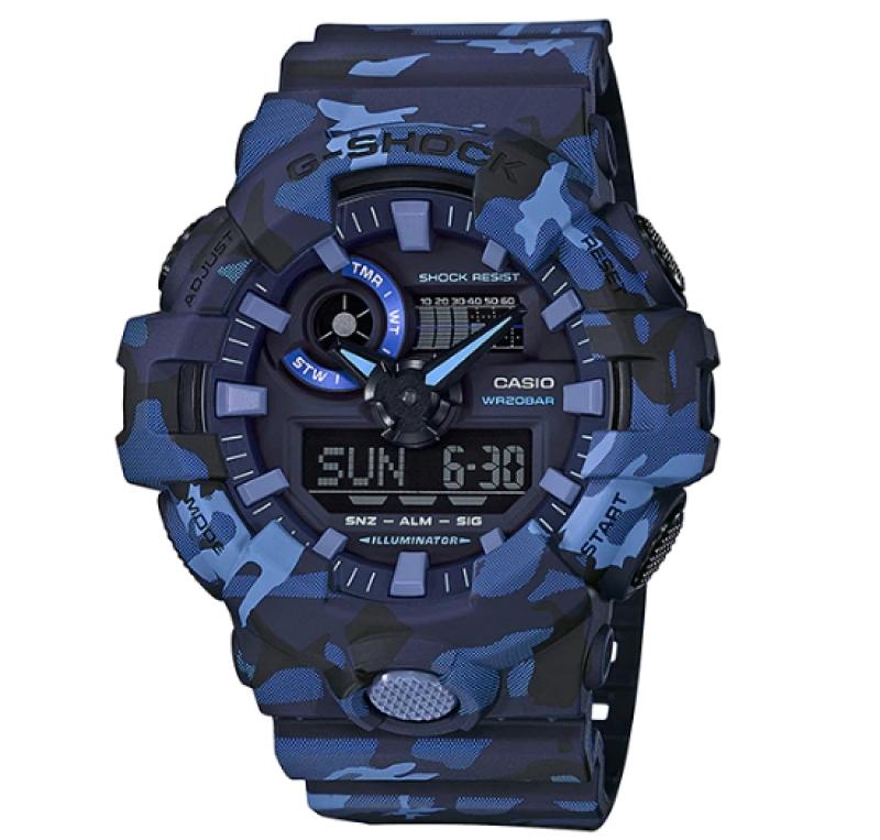 G-Shock Watch For Men GA 700CM-2ADR