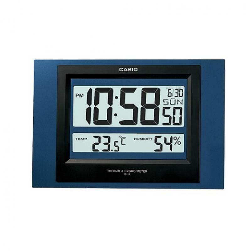 Casio Digital Wall Clock ID 16S-2DF