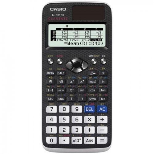 Casio FX 991EX Scientific Calculator - Black