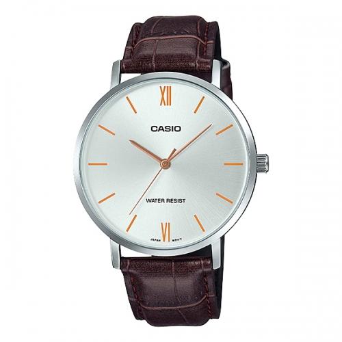 Casio Watch For Men MTP VT01L-7B2UDF