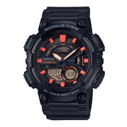 Casio Watch for Men AEQ 110W-1A2VDF