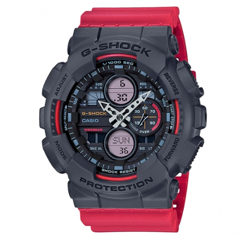 G-Shock Watch For Men GA140-4ADR
