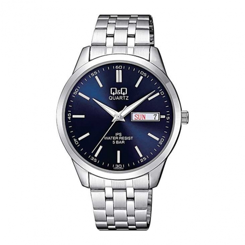 Q&Q Watch for Men Day-Date Analog CD02J202Y