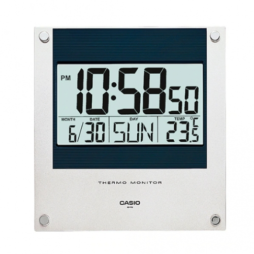 Casio Digital Wall Clock ID 11S-2DF
