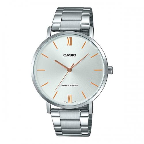Casio Watch For Men MTP VT01D-7BUDF