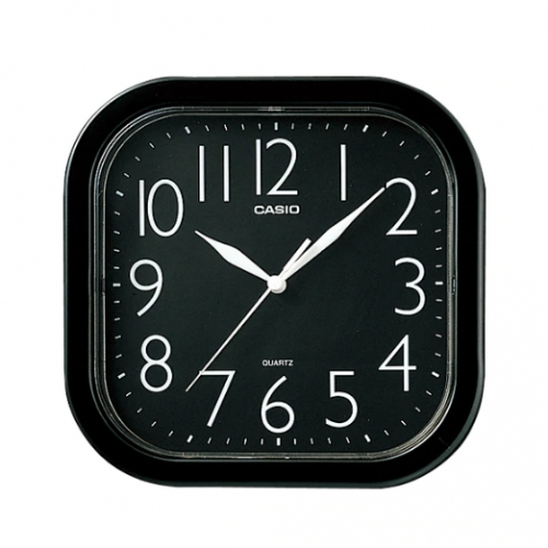 Casio Analog Wall Clock IQ 02S-1DF