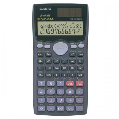 Casio Fx-991 MS Scientific Calculator