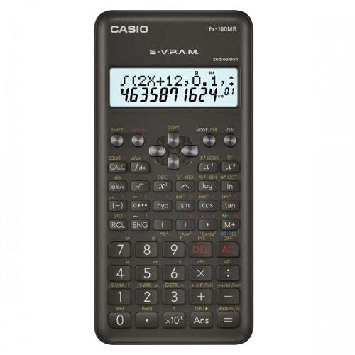 Casio Fx 100MS 2nd Edition