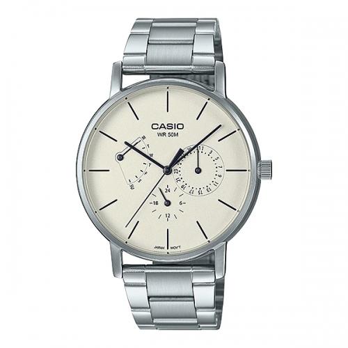 Casio Multifunction Watch for Men MTP E320D-9EVDF