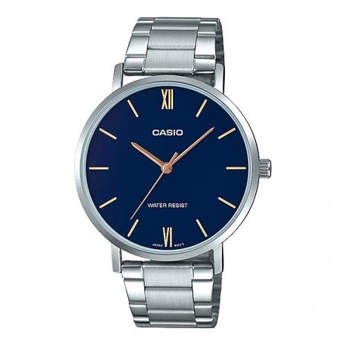 Casio Watch For Men MTP VT01D-2BUDF