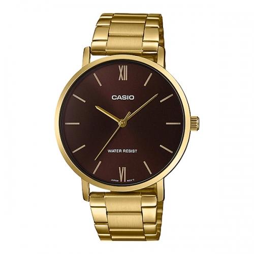 Casio Watch For Men MTP VT01G-5BUDF