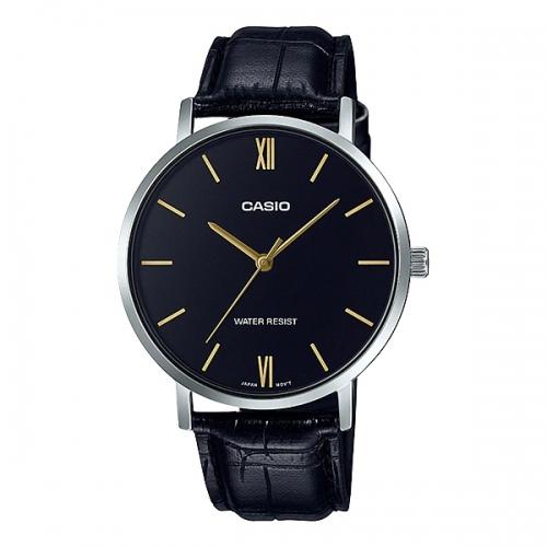 Casio Watch For Men MTP VT01L-1BUDF