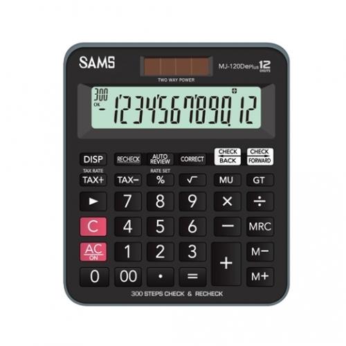 SAMS Mj 120 De Plus Desktop or Office Calculator