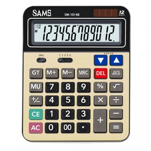 SAMS SM 1014B Desktop or Office Calculator