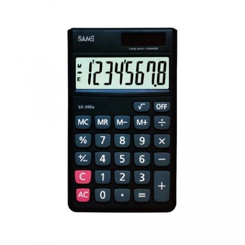 SAMS SX 300 e Mini Calculator