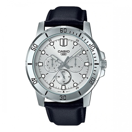 Casio Multifunction Watch for Men MTP VD300L-7EUDF