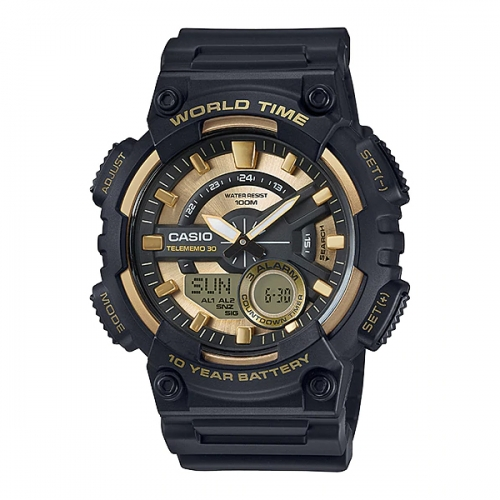Casio Watch for Men AEQ 110BW-9AVDF