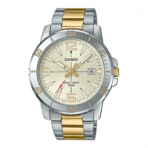 Casio Watch For Men MTP VD01SG-9BVUDF