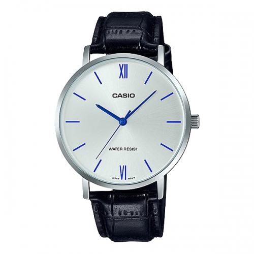 Casio Watch For Men MTP VT01L-7B1UDF