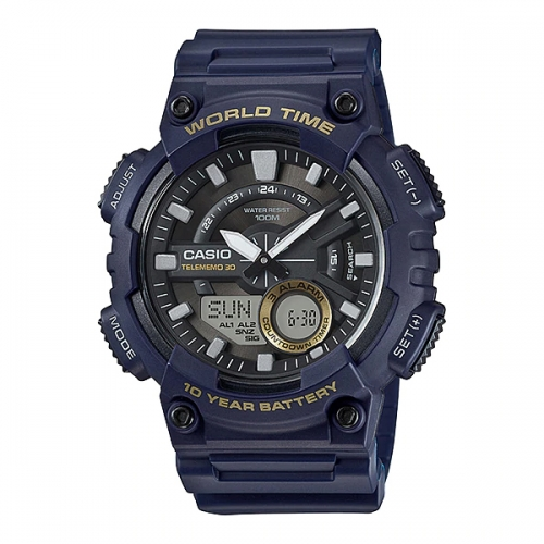 Casio Watch for Men AEQ 110W-2AVDF