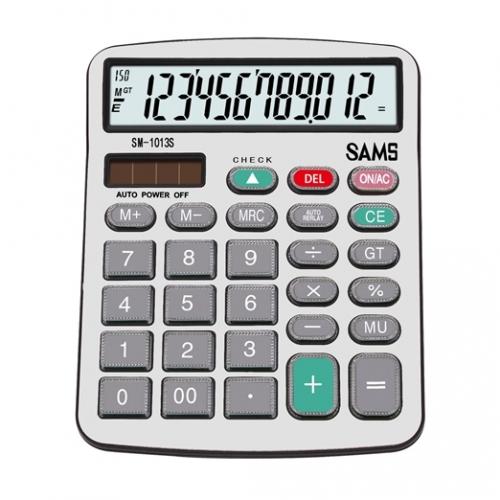 SAMS SM 1013S-SL Desktop or Office Calculator
