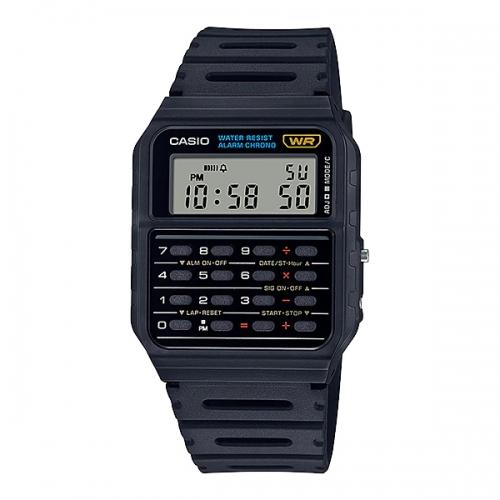 Casio Classic Quartz Calculator Watch CA-53W