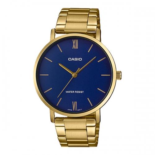 Casio Watch For Men MTP VT01G-2BUDF