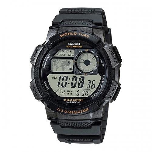 Casio Watch for Men AE-1000W-1AVDF