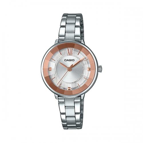 Casio Watch For Women LTP E163D-7A2DF