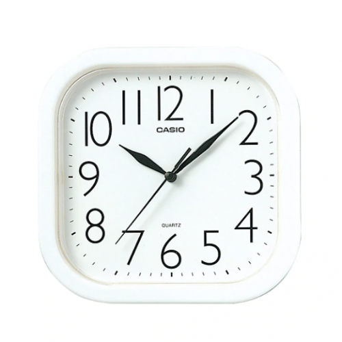 Casio Analog Wall Clock IQ 02S-7DF