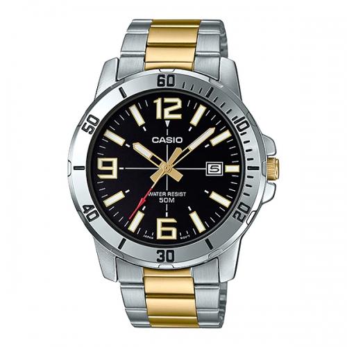 Casio Watch For Men MTP VD01SG-1BVUDF