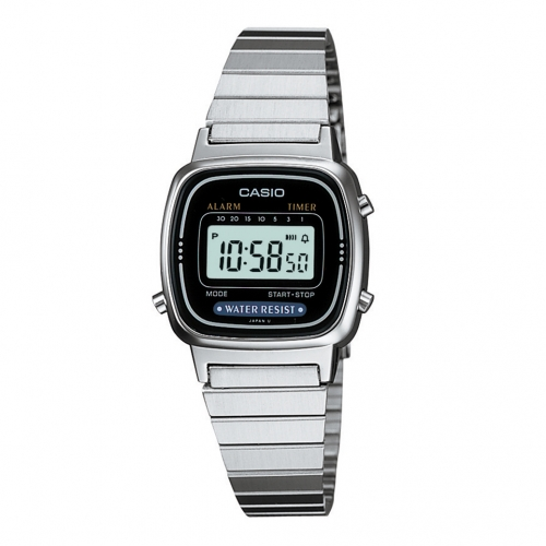 Casio Watch for Women LA-670WA-1DF