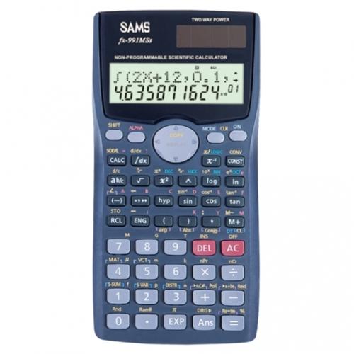 SAMS Fx-991 MSs Scientific Calculator