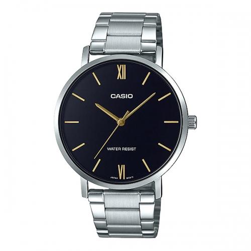 Casio Watch For Men MTP VT01D-1BUDF