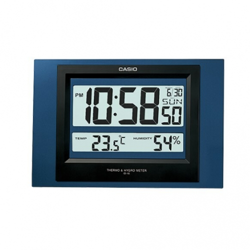 Casio Digital Wall Clock ID 16S-2DF
