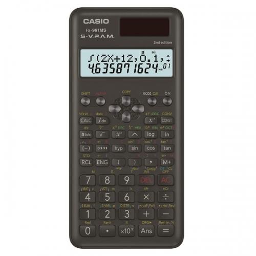 Casio Fx 991MS 2nd Edition