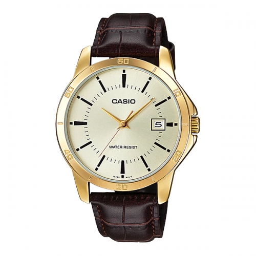 Casio Watches Analog for Men MTP V004GL-9AUDF