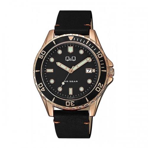 Q&Q A172J112Y Analog Wrist Watch for Men